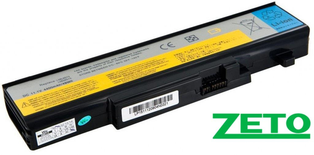 Батарея (аккумулятор) Lenovo IdeaPad Y550 (11.1V 5200mAh)