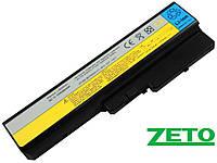 Аккумулятор Lenovo IdeaPad Z360, G430, G450, G530, N500, 51J0226, L08L6C02 (11,1V 5200mAh черная)