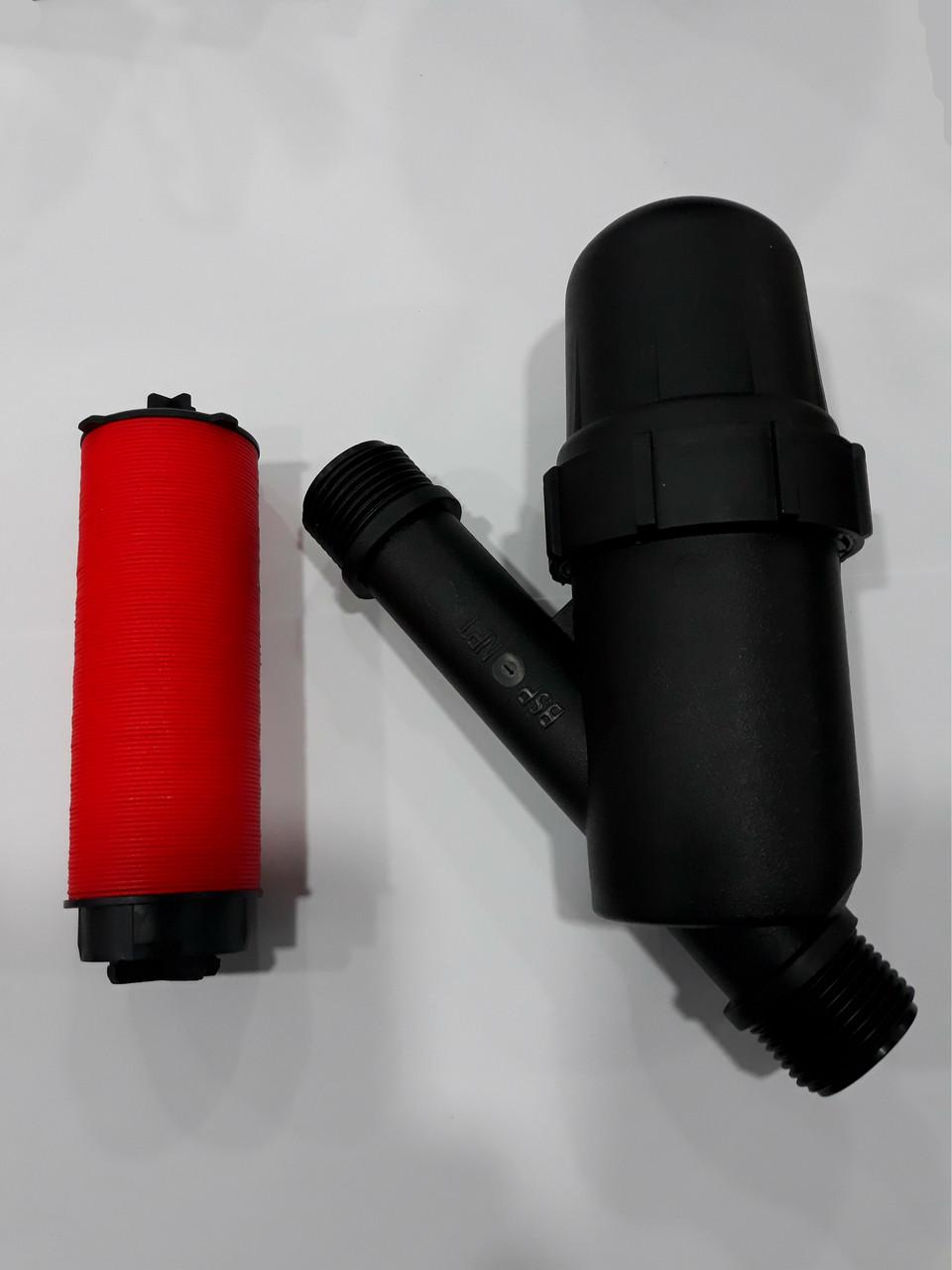 Фильтр 1 1/4 (Дисковый) для капельного полива.