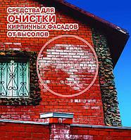 Очиститель фасада от высолов и растворных пятен