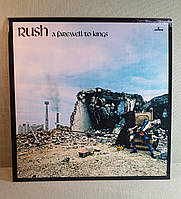 CD диск Rush - A Farewell to Kings