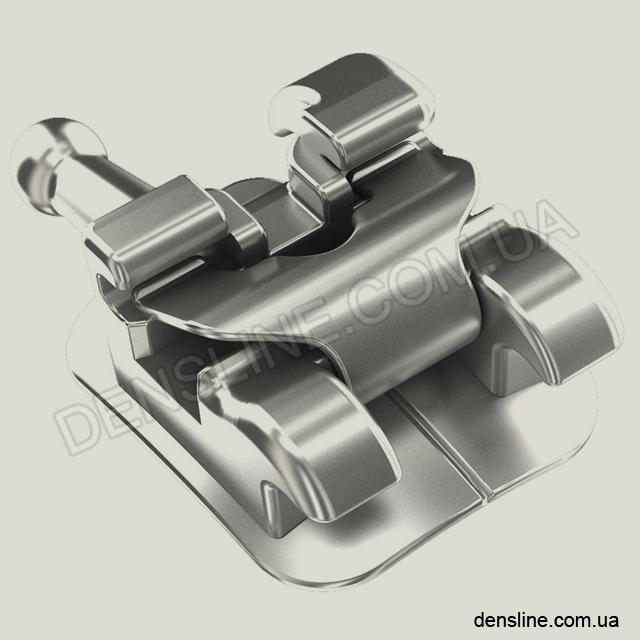 Металлический самолигирующий брекет YES Roth 022 - 1шт (HUBIT)