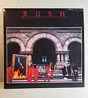 CD диск Rush - Moving Pictures