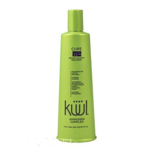 Несмываемый кондиционер для поврежденных волос Kuul Cure Me Repair Leave-In Traitment
