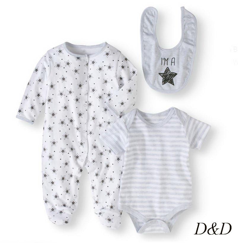 Брендовая одежда для новорожденных 3-6 месяцев Bon Bebe