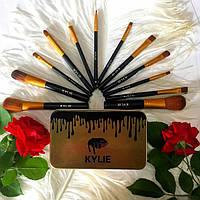 Набор кистей для макияжа Kylie профессиональный
