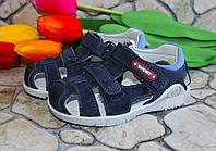 Детские кожаные босоножки для мальчика , фото 1