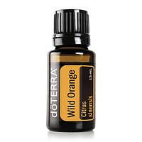 Wild Orange Essential Oil / Дикий апельсин (Citrus sinensis), эфирное масло, 15 мл