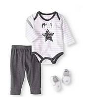 Одежда для новорожденных 6-9 месяцев Bon Bebe