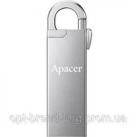 Apacer USB 3.1 AH790 Dual Lightning 32GB Silver (AP32GAH790S-1)