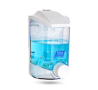 Диспенсер для жидкого мыла и шампуня Titiz 1 л Damla TP-293