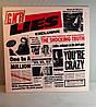 CD диск Guns N' Roses - G N' R Lies