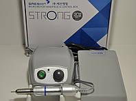 Фрезер для маникюра и педикюра Strong 207A/107II, 35 000 об/мин. Мощность - 105 Вт. Гарантия 1 год.