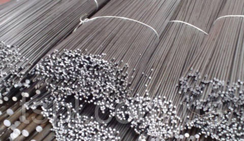 Круг сталевий калібрований 7 мм сталь 40Х Н11