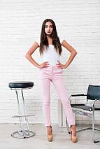Льняные женские брюки, фото 2