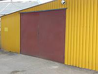 Ворота гаражные 300х200см