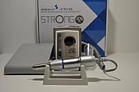 Фрезер для маникюра и педикюра Strong 209A/107II, 35 000 об/мин. Мощность - 105 Вт. Гарантия 1 год.