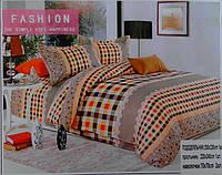 Комплект постельного белья  Евро , 100% хлопок, Турция