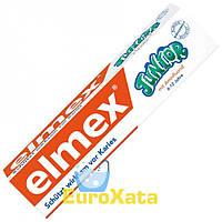 Детская зубная паста Elmex Junior 6-12 лет 50 мл (Германия)