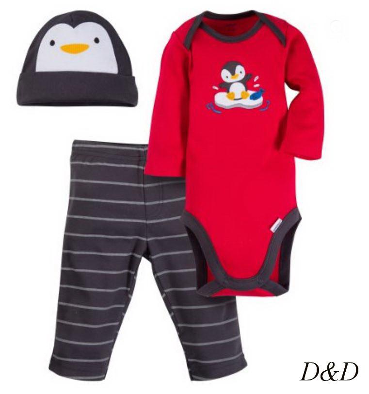 Брендовая одежда для новорожденных 3-6 месяцев Gerber