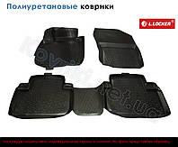 Полиуретановые коврики в салон Renault Megane 4(2015-), Lada Locker