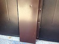 Короб из профлиста, короб для дымохода из оцинковки, металлический короб для дымохода под заказ