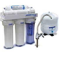 Система очистки воды Aqualine RO-5-BIORAY, фото 1