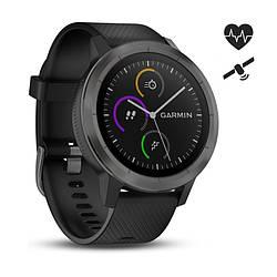 Часы GPS Garmin Vivoactive 3 cardio