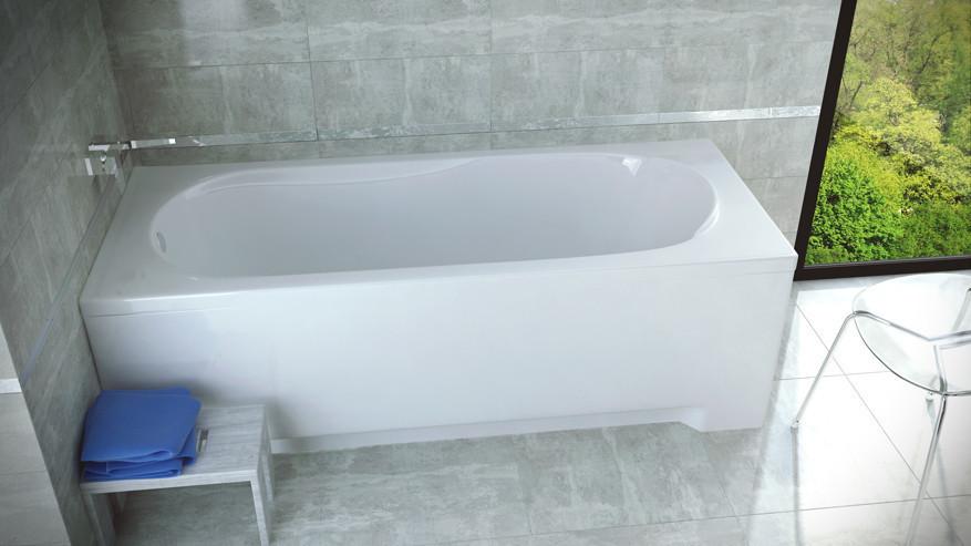 Ванна акриловая BONA соло (200х70) без ножек
