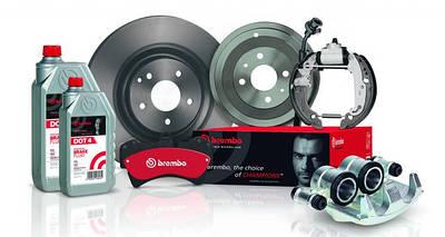 Brembo-тормозные колодки, диски