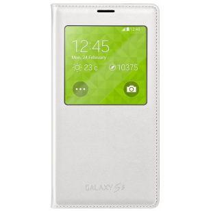 Чехол книжка Samsung Galaxy S5 White