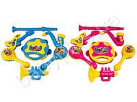 Набор детских музыкальных инструментов в ассортименте (DF709-3)