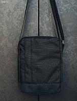 Черная сумка через плечо Staff BLACK, фото 1