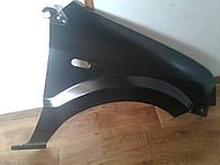 Крыло переднее правое на Ford Fusion (JU_) 2002-2012 год, фото 1