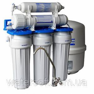 Фильтр обратного осмоса Aquafilter FRO5JGP Голубая лагуна 3