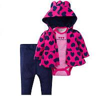Комплект одежды для девочки 3-6 месяцев Gerber