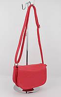 Маленькая сумочка через плечо Amelie Galanti 25578 коралловая