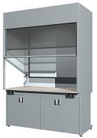Шкаф вытяжной лабораторный облегченный швл-02