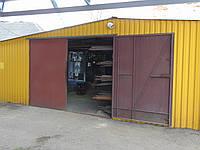 Ворота гаражні  2,5м