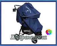Коляска детская Quattro Porte QP-234 Blue