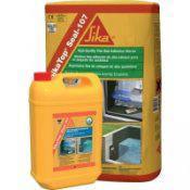 Двухкомпонентная эластичная минеральная гидроизоляция Комплект SikaTop ®  Seal -107 (A+B) 25