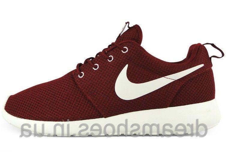 a2359e7f Nike Roshe Run Bordo/ роше раны бордовые, 36 - Интернет-магазин Zapatos в