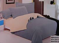 Комплект постельного белья  Евро Поплин Турция