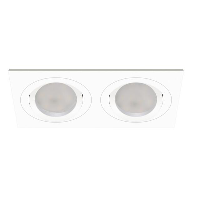 Потолочный точечный светильник SEIDY CT-DTL250-W/M (19455)