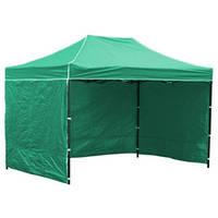 Стенки для раздвижного шатра 3х4.5м, боковые стенки на шатёр-гармошку.