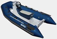 Пластиковая лодка с рулевым управлением Brig F300Sport