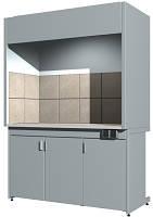 Шкаф для муфельных печей шмп-01