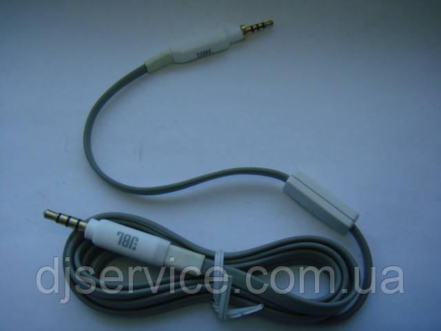 Кабель (шнур серый) для наушников JBL J55, J88
