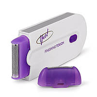 Эпилятор SUNROZ Finishing Touch аккумуляторный универсальный для безболезненного удаления волос (SUN0815)