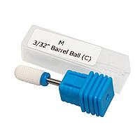 Насадка для фрезера керамическая цилиндр (Разные цвета)